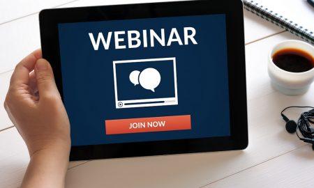 Speaking Webinar on Saturday